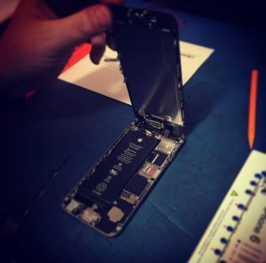 iPhone repair at MBS IT Ltd
